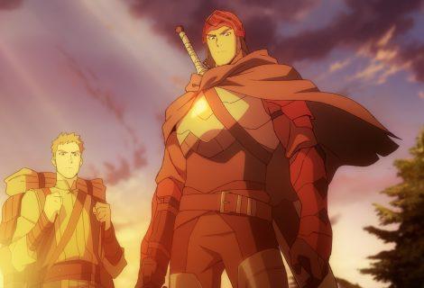 Χαρας ευαγγέλια για τους fans του DoTA! Το δημοφιλές MOBA γίνεται anime σειρά στο Netflix!