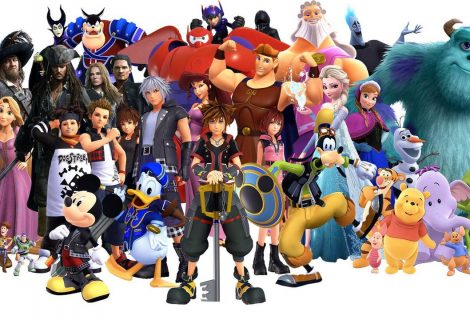 Η all-time classic σειρά Kingdom Hearts έρχεται (επιτέλους) και στα PC τον προσεχή Μάρτιο!