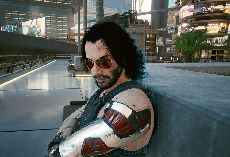 Cyberpunk 2077: όχι πια σεξ με τον Keanu Reeves!