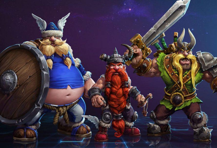Blizzard Arcade Collection και οι θρυλικοί Lost Vikings επιστρέφουν!