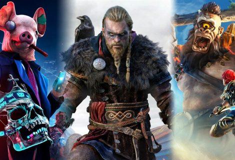 Θα 'ναι σα να μπαίνει η άνοιξη, με τις προσφορές στα games της Ubisoft!