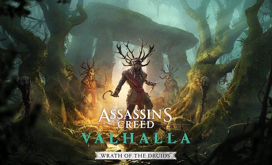 AC Valhalla: Wrath of the Druids και… είστε έτοιμοι για το ταξίδι στη μαγευτική Ιρλανδία;
