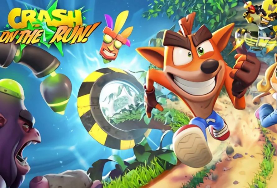 Crash Bandicoot: On the Run – Νέο mobile game που θα ξετρελάνει τους fans του θρυλικού Crash!