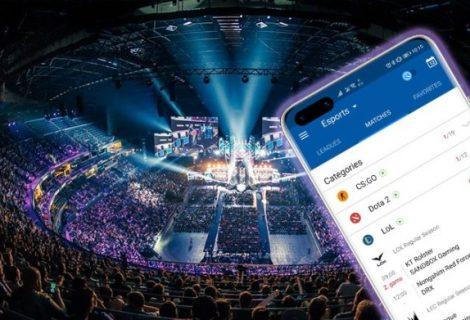 Live eSports αποτελέσματα σε όλες τις συσκευές της Huawei με την εφαρμογή SofaScore!