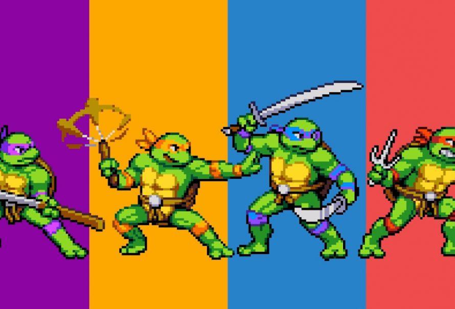 Teenage Mutant Ninja Turtles are… back! Ετοιμαστείτε για ατελείωτο old-school retro ξύλο!