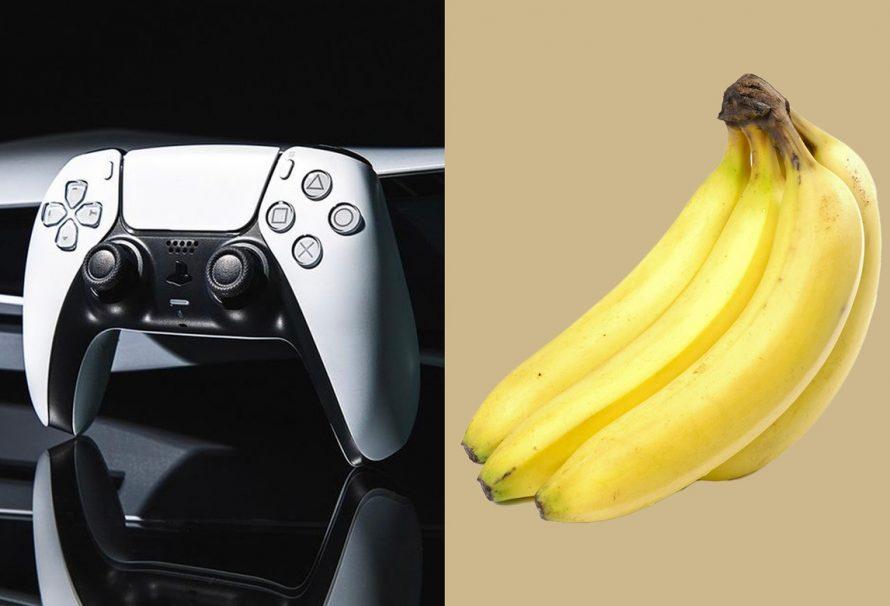 Μπανάνα controller; Τι άλλο θα σκεφτούν τα δαιμόνια μυαλά της Sony;