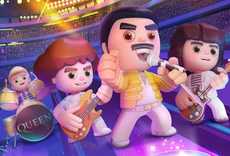 Queen Rock Tour: Ένα ξεχωριστό mobile game αφιερωμένο στο θρυλικό συγκρότημα που έγραψε ιστορία!