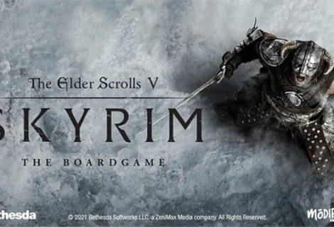 Skyrim... The Board Game! Το δημοφιλές RPG γίνεται επιτραπέζιο παιχνίδι!