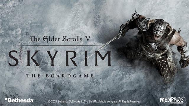 Skyrim… The Board Game! Το δημοφιλές RPG γίνεται επιτραπέζιο παιχνίδι!