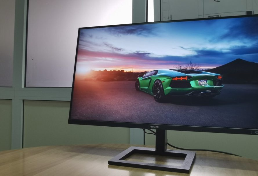 "Philips E Line 288E2 4K UHD Monitor Review: ""Gaming και… εργασία σε ένα σούπερ ελκυστικό πακέτο""!"