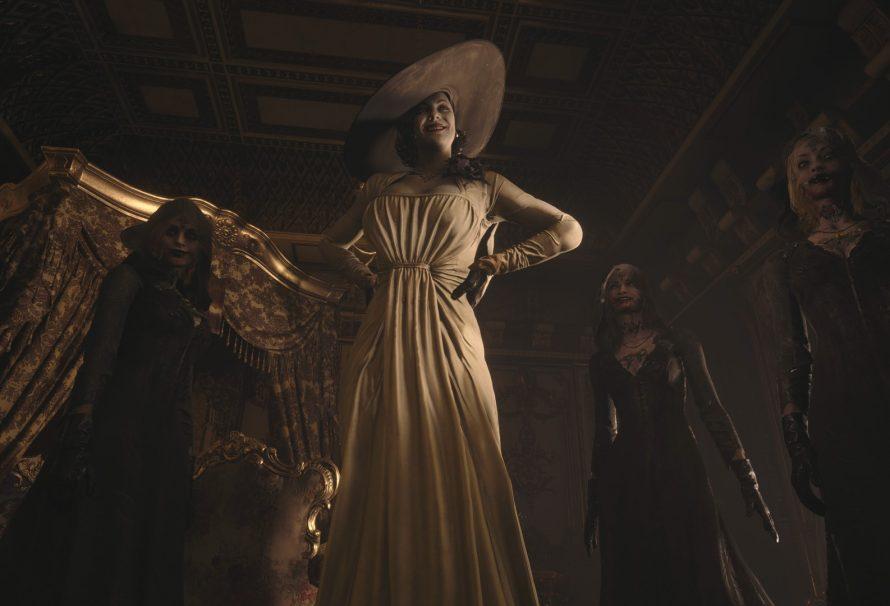Resident Evil Village: Λίγο πριν το release με νέο info, demo και περισσότερη Lady Dimitrescu!