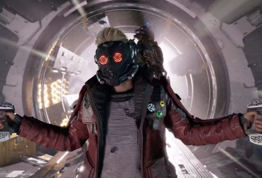 Οι Guardians of the Galaxy αποκτούν το δικό τους game!
