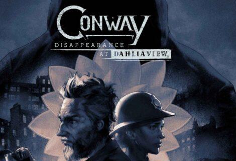 Στις 2 Νοεμβρίου κυκλοφορεί το Conway: Disappearance at Dahlia View