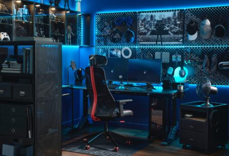ΙΚΕΑ και ROG ενώνουν τις δυνάμεις τους, δημιουργώντας το πιο άπαιχτο line-up gaming επίπλων και αξεσουάρ!